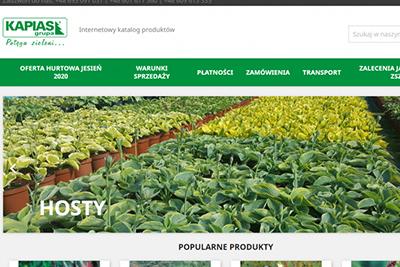 Internetowy Katalog Roślin